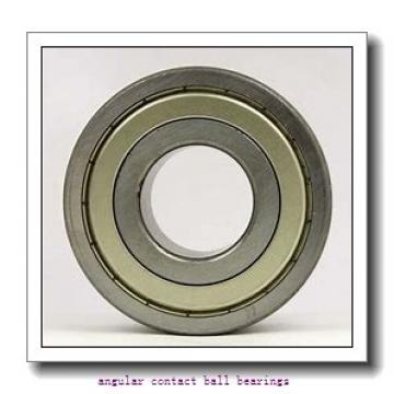 2.362 Inch | 60 Millimeter x 4.331 Inch | 110 Millimeter x 0.866 Inch | 22 Millimeter  CONSOLIDATED BEARING 7212 B-2RS  Angular Contact Ball Bearings