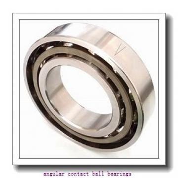 2.362 Inch | 60 Millimeter x 4.331 Inch | 110 Millimeter x 0.866 Inch | 22 Millimeter  CONSOLIDATED BEARING 7212 BG UA  Angular Contact Ball Bearings