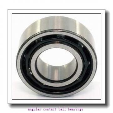 3.346 Inch | 85 Millimeter x 7.087 Inch | 180 Millimeter x 2.874 Inch | 73 Millimeter  CONSOLIDATED BEARING 5317 M  Angular Contact Ball Bearings