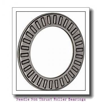 0.438 Inch | 11.125 Millimeter x 0.625 Inch | 15.875 Millimeter x 1.015 Inch | 25.781 Millimeter  IKO IRB716  Needle Non Thrust Roller Bearings