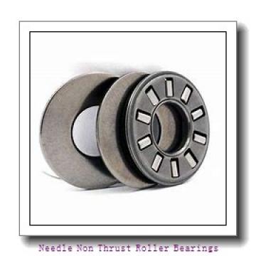 1 Inch | 25.4 Millimeter x 1.313 Inch | 33.35 Millimeter x 0.5 Inch | 12.7 Millimeter  IKO BHAM168  Needle Non Thrust Roller Bearings