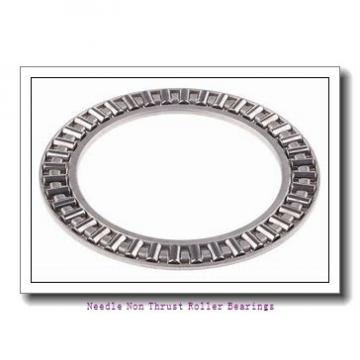 0.5 Inch | 12.7 Millimeter x 0.75 Inch | 19.05 Millimeter x 0.75 Inch | 19.05 Millimeter  IKO LRB81212  Needle Non Thrust Roller Bearings