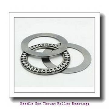 0.438 Inch | 11.125 Millimeter x 0.625 Inch | 15.875 Millimeter x 0.89 Inch | 22.606 Millimeter  IKO IRB714  Needle Non Thrust Roller Bearings