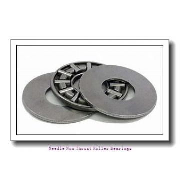 0.5 Inch | 12.7 Millimeter x 0.75 Inch | 19.05 Millimeter x 1 Inch | 25.4 Millimeter  IKO LRB81216  Needle Non Thrust Roller Bearings