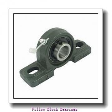 3.346 Inch | 85 Millimeter x 5.197 Inch | 132 Millimeter x 4.409 Inch | 112 Millimeter  QM INDUSTRIES QAASN18A085SET  Pillow Block Bearings