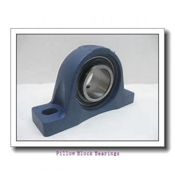 3.438 Inch | 87.325 Millimeter x 5.18 Inch | 131.572 Millimeter x 3.75 Inch | 95.25 Millimeter  QM INDUSTRIES QAAP18A307SO  Pillow Block Bearings