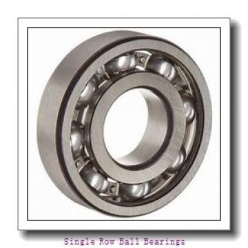 SKF 124MF  Single Row Ball Bearings