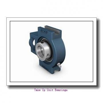 REXNORD ZHT16570018  Take Up Unit Bearings