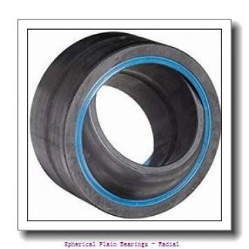 0.625 Inch | 15.875 Millimeter x 1.188 Inch | 30.175 Millimeter x 0.625 Inch | 15.875 Millimeter  SEALMASTER SBG 10SS  Spherical Plain Bearings - Radial