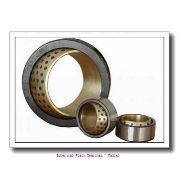 0.5 Inch | 12.7 Millimeter x 1 Inch | 25.4 Millimeter x 0.5 Inch | 12.7 Millimeter  SEALMASTER SBG 8SA  Spherical Plain Bearings - Radial