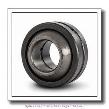 0.625 Inch | 15.875 Millimeter x 1.188 Inch | 30.175 Millimeter x 0.625 Inch | 15.875 Millimeter  SEALMASTER SBG 10  Spherical Plain Bearings - Radial