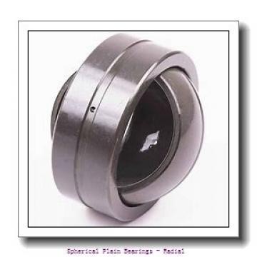 0.375 Inch | 9.525 Millimeter x 0.813 Inch | 20.65 Millimeter x 0.406 Inch | 10.312 Millimeter  SEALMASTER SBG 6SS  Spherical Plain Bearings - Radial