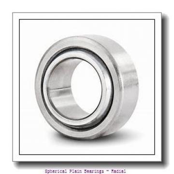 3.5 Inch | 88.9 Millimeter x 5.5 Inch | 139.7 Millimeter x 3.062 Inch | 77.775 Millimeter  EBC GEZ 308 ES  Spherical Plain Bearings - Radial