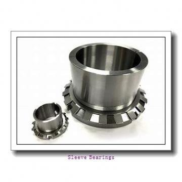 ISOSTATIC AA-3502-8  Sleeve Bearings