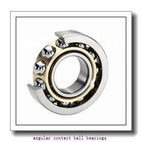 3.346 Inch   85 Millimeter x 5.906 Inch   150 Millimeter x 1.102 Inch   28 Millimeter  CONSOLIDATED BEARING 7217 BMG UA  Angular Contact Ball Bearings #1 image