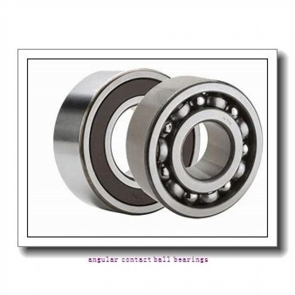 9.449 Inch   240 Millimeter x 17.323 Inch   440 Millimeter x 2.835 Inch   72 Millimeter  CONSOLIDATED BEARING 7248 BMG UA  Angular Contact Ball Bearings #1 image