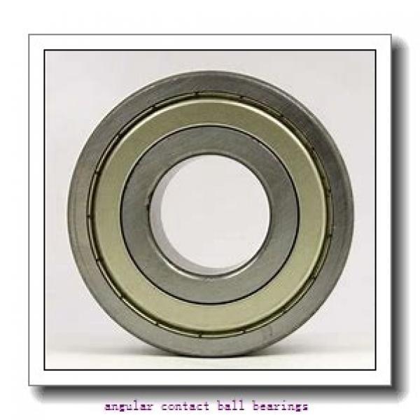 0.625 Inch   15.875 Millimeter x 1.813 Inch   46.05 Millimeter x 0.625 Inch   15.875 Millimeter  CONSOLIDATED BEARING MS-7-AC  Angular Contact Ball Bearings #1 image