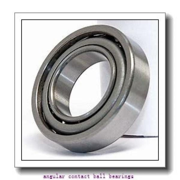 0.472 Inch | 12 Millimeter x 1.457 Inch | 37 Millimeter x 0.472 Inch | 12 Millimeter  CONSOLIDATED BEARING 7301 B  Angular Contact Ball Bearings #1 image