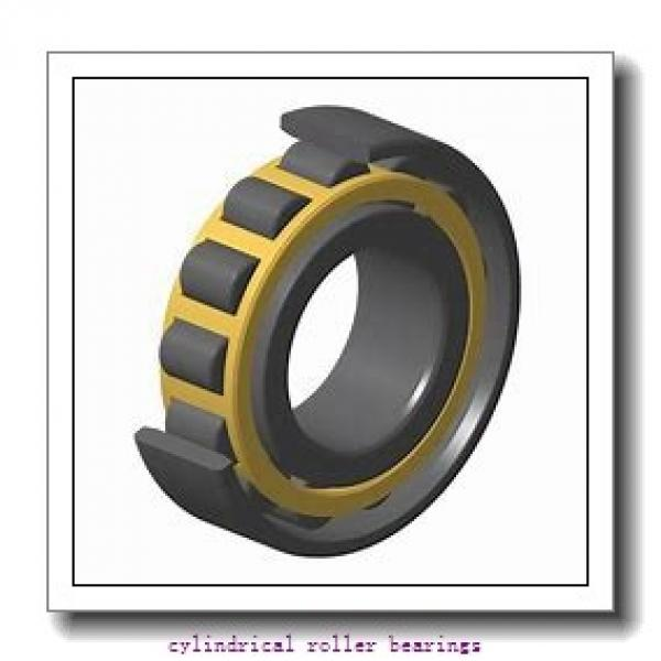 110 mm x 170 mm x 28 mm  FAG NU1022-M1  Cylindrical Roller Bearings #1 image