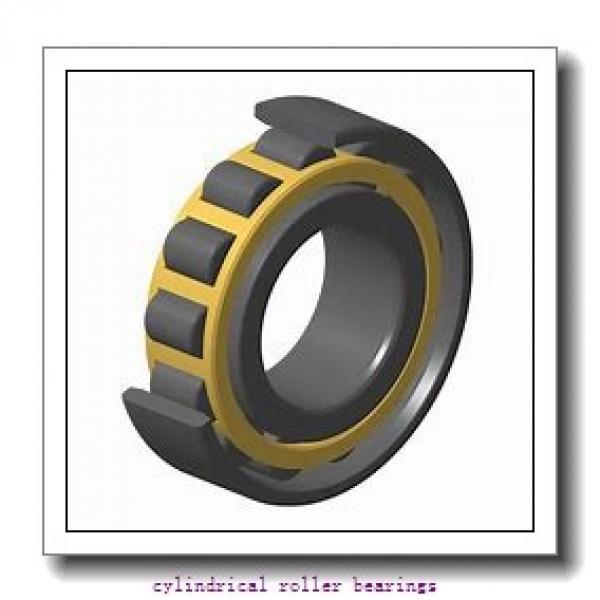 85 mm x 180 mm x 60 mm  FAG NU2317-E-TVP2  Cylindrical Roller Bearings #1 image