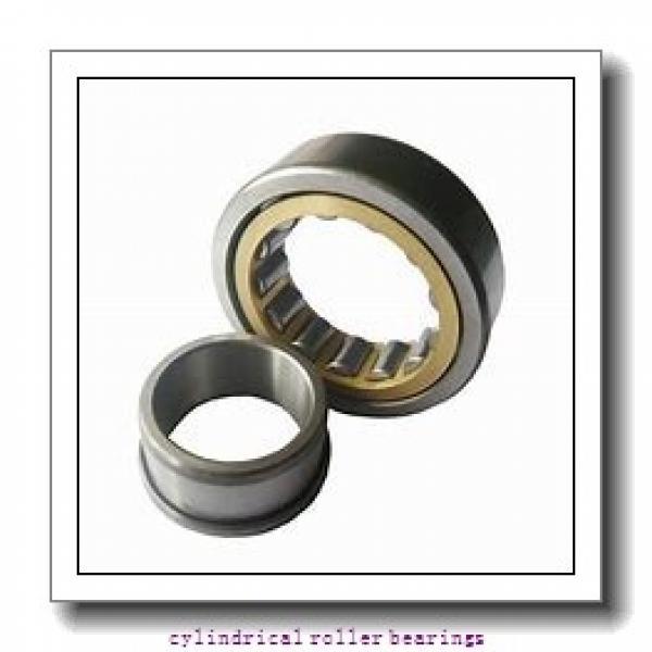 85 mm x 180 mm x 60 mm  FAG NU2317-E-TVP2  Cylindrical Roller Bearings #2 image