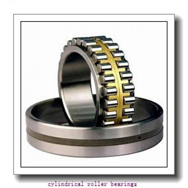 110 mm x 170 mm x 28 mm  FAG NU1022-M1  Cylindrical Roller Bearings #2 image