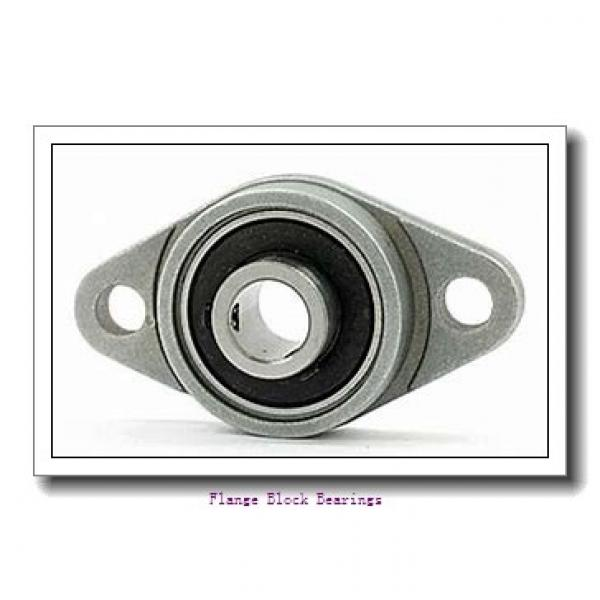 QM INDUSTRIES QVFY22V400SM  Flange Block Bearings #2 image