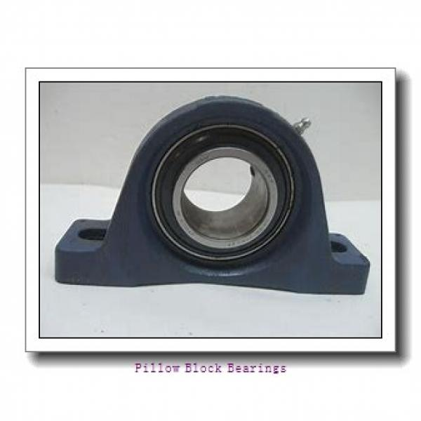 2.938 Inch | 74.625 Millimeter x 3.33 Inch | 84.582 Millimeter x 3.75 Inch | 95.25 Millimeter  QM INDUSTRIES QVPN17V215SO  Pillow Block Bearings #1 image